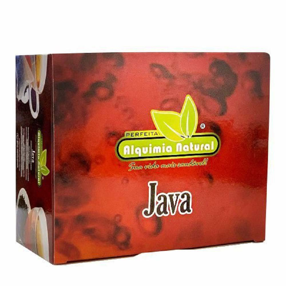 ALQUIMIA NATURAL CHÁ DE JAVA 40G