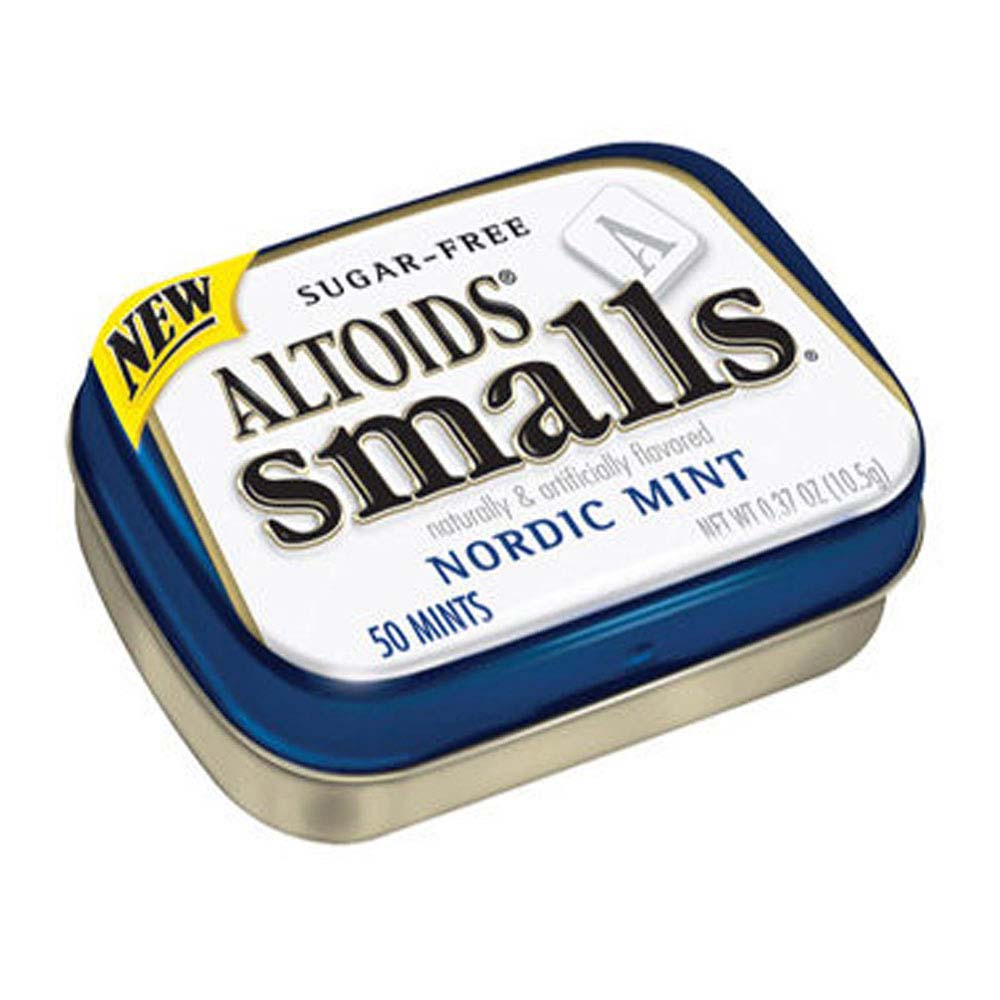 ALTOIDS SMALLS NORDIC MINT