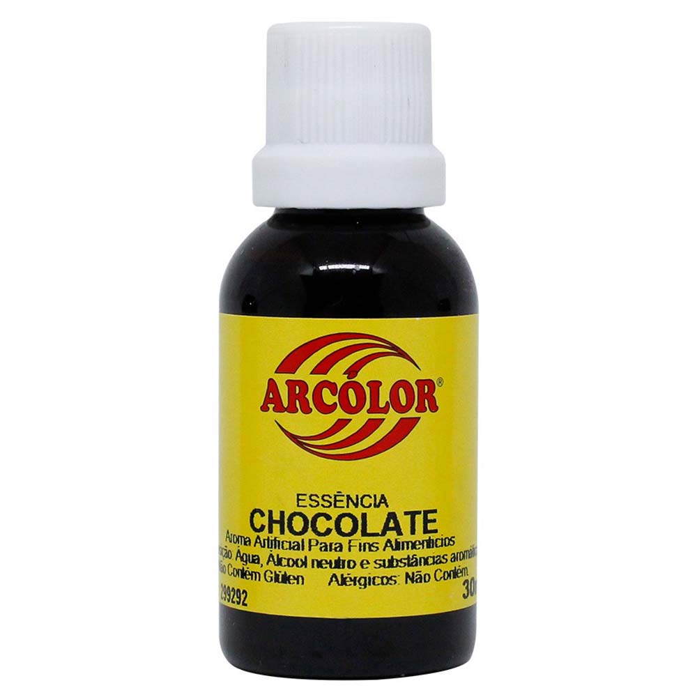 ARCOLOR ESSENCIA CHOCOLATE 30ML