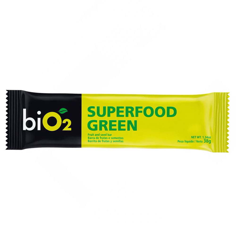 BIO2 SUPERFOOD GREEN 38G