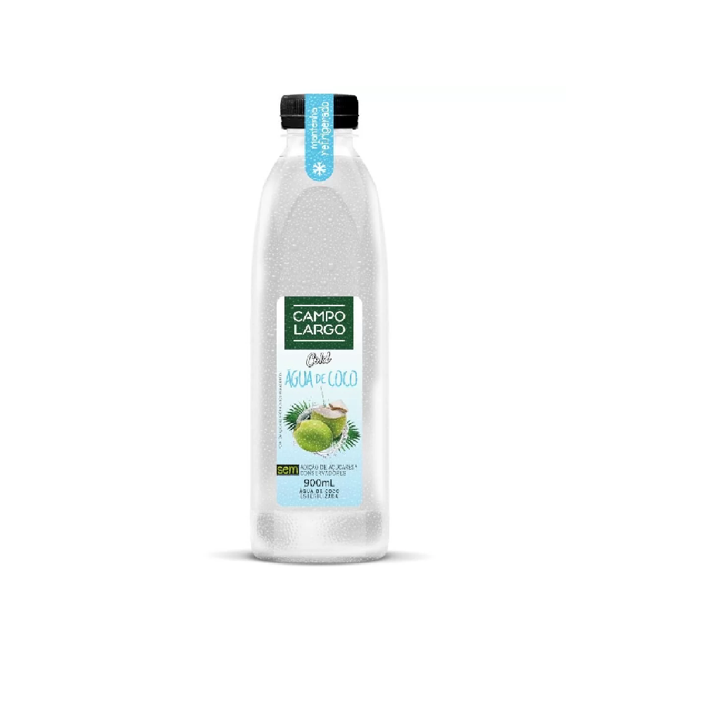 CAMPO LARGO AGUA DE COCO 900ML