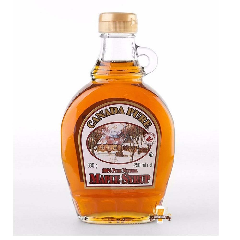 CANADA PURE MAPLE SYRUP 250ML