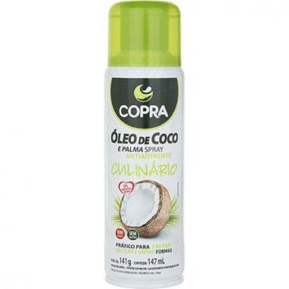 COPRA OLEO DE COCO E PALMA SPRAY 147ML
