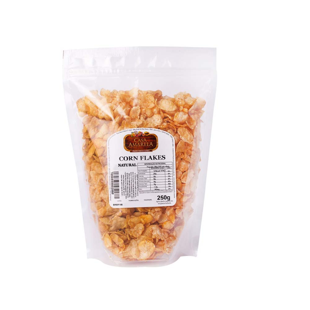 CORN FLAKES NATURAL 250G