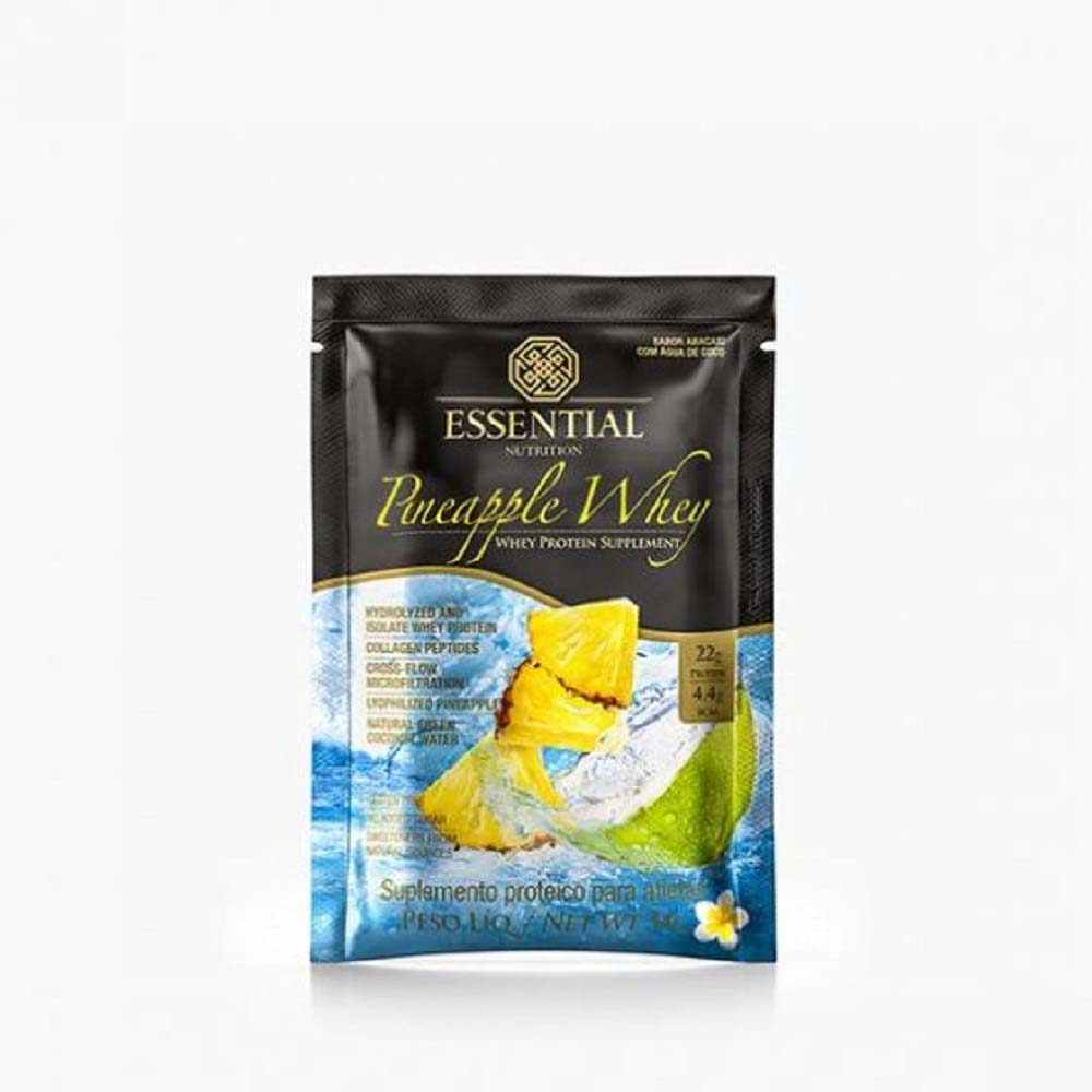 ESSENTIAL PINEAPPLE WHEY SACHE 34G