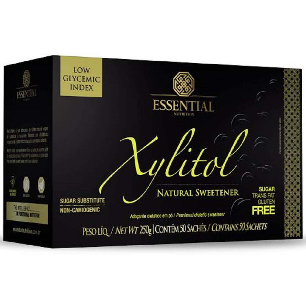 ESSENTIAL XYLITOL SACHES 250G
