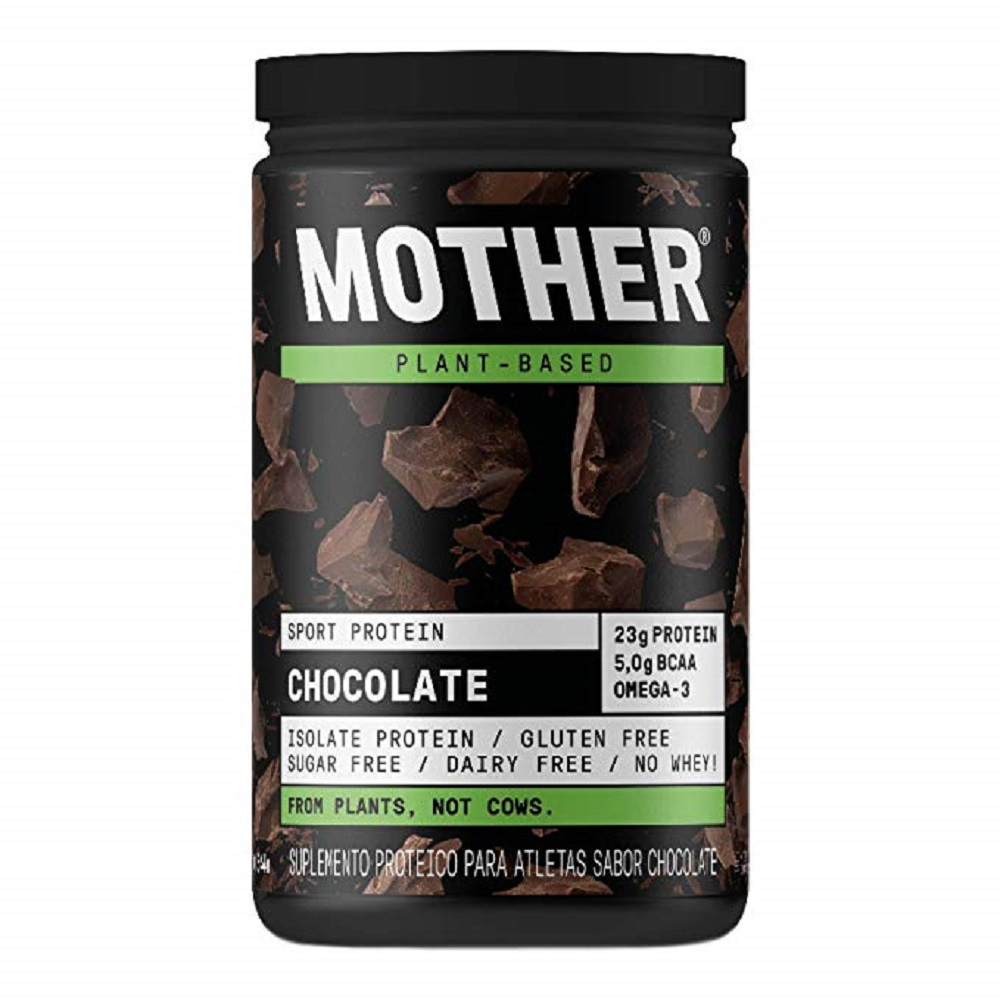 MOTHER PLANT BASED WHEY CHOCOLATE 544G