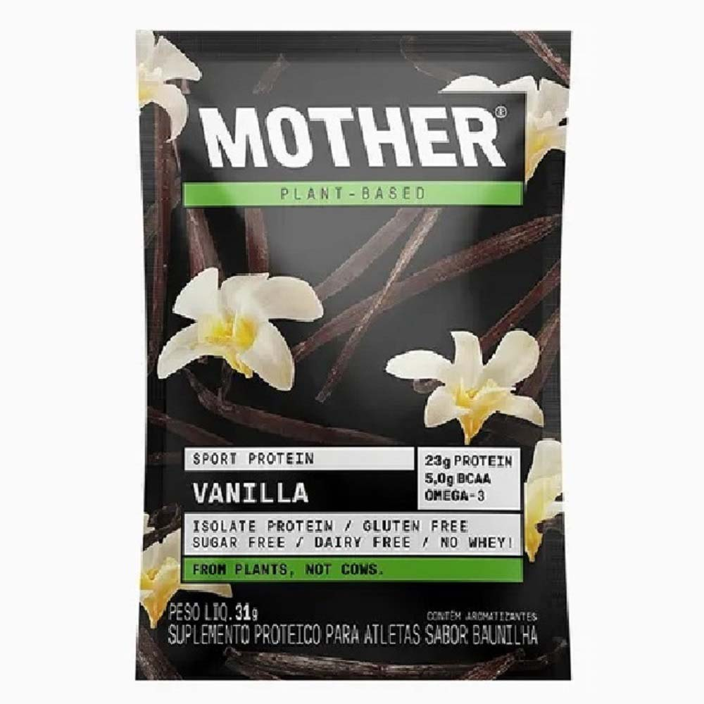 MOTHER PLANT BASED WHEY VANILLA 31G