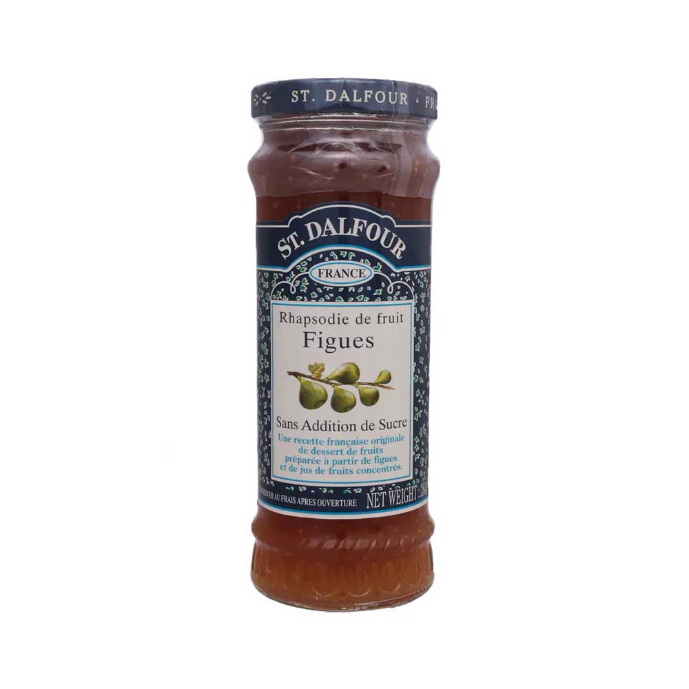 ST. DALFOUR GELEIA FIGUES 284G