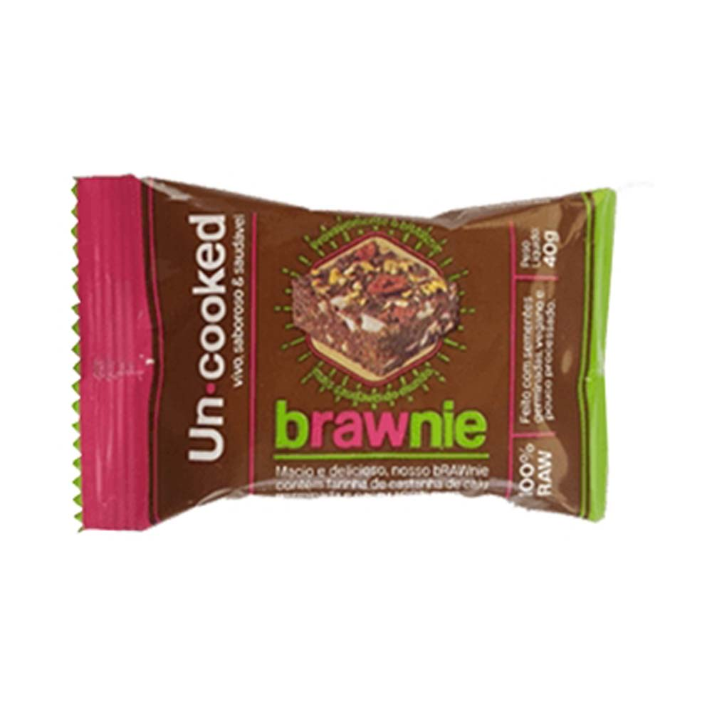 UN COOKED BRAWNIE 40G