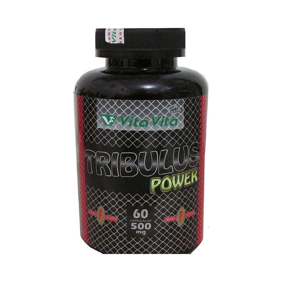 VITA VITA TRIBULUS POWER 60 CAPS 500MG