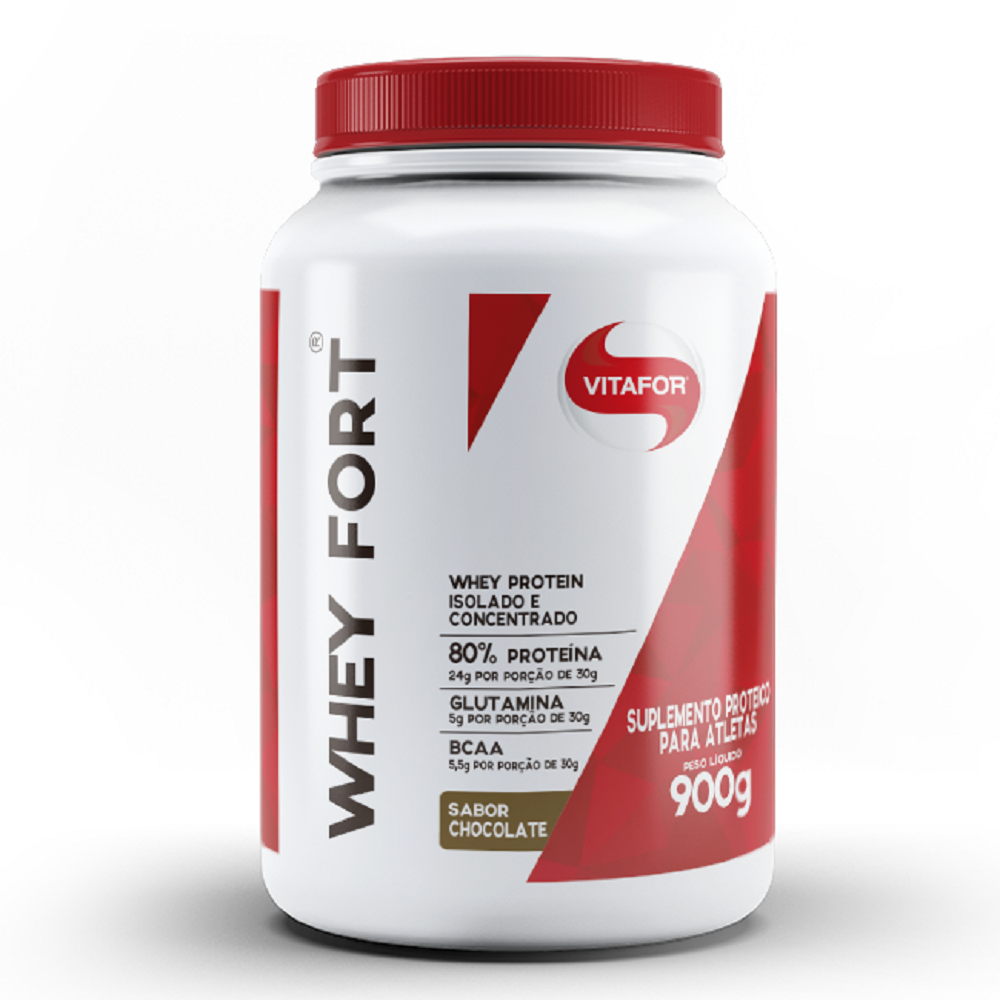 VITAFOR WHEY FORT CHOCOLATE 900G